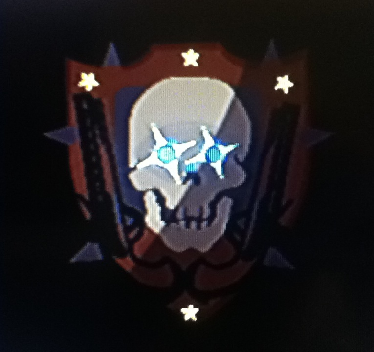 Black Ops 2 Zombies Max Rank Emblem By Zilly666 On Deviantart