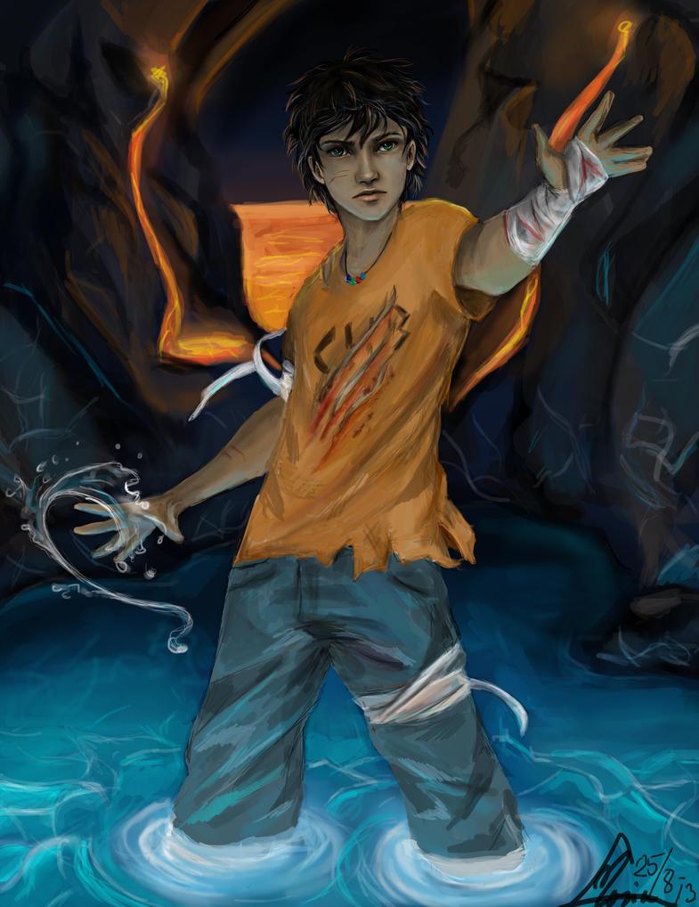 The Hero Returns by MonsieArts