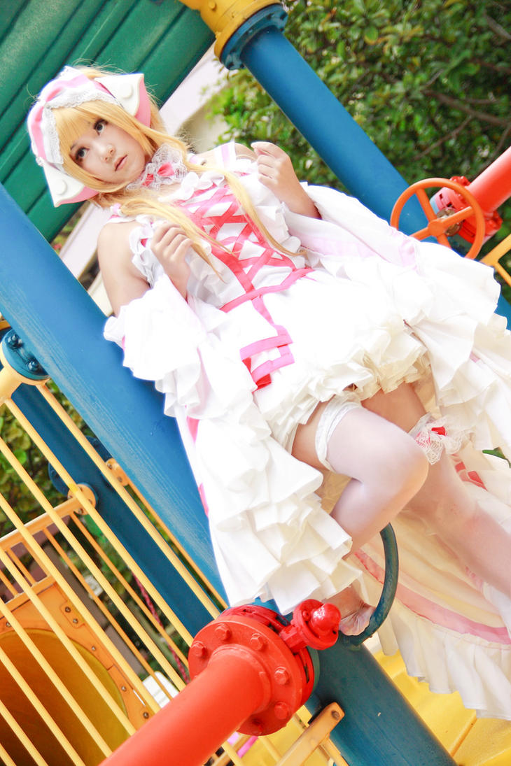chobits chii playground by w2200354