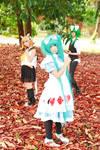 Alice In Wonderland Miku 02