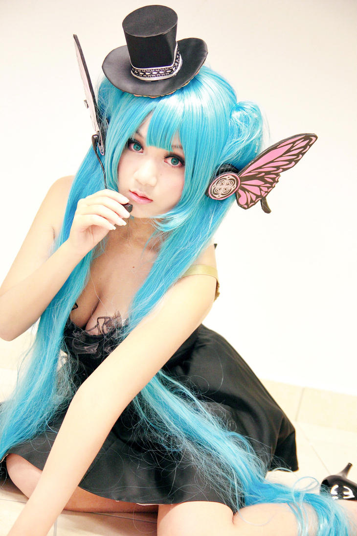 Magnet Miku Cosplay 01 by w2200354