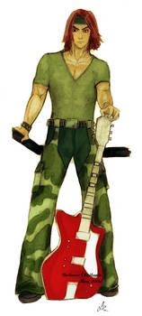Rockstar Hwoarang