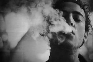 smoker. by CristinaMassieu