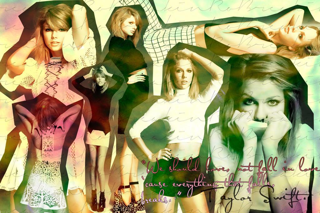 Taylor Swift blend by BreakinRo