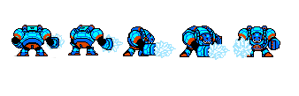 Frostman Fisting- Sprite Rotation by Bongwater-bandit