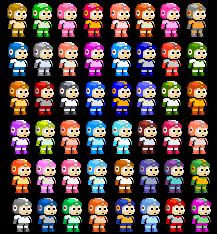 Mega Men by Bongwater-bandit
