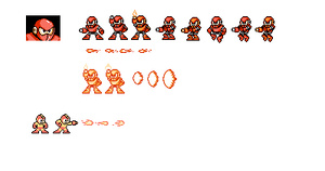 Megaman PC Torchman