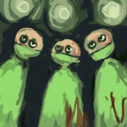 Bioshock- Green Eyes