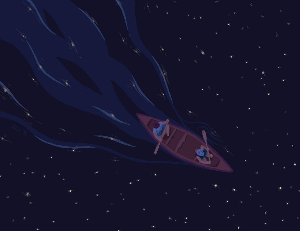 172-Among The Stars by Alia-Moosvi