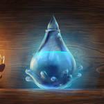 Water Potion by Alia-Moosvi