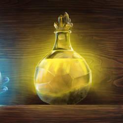 Rock Potion by Alia-Moosvi