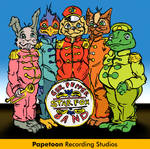 General Pepper's Lonely Star Fox Band!