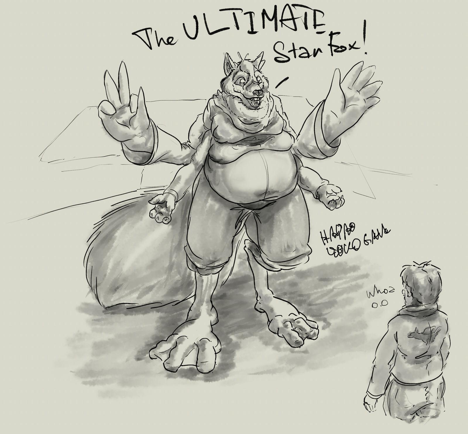 Ultimate Star Fox!