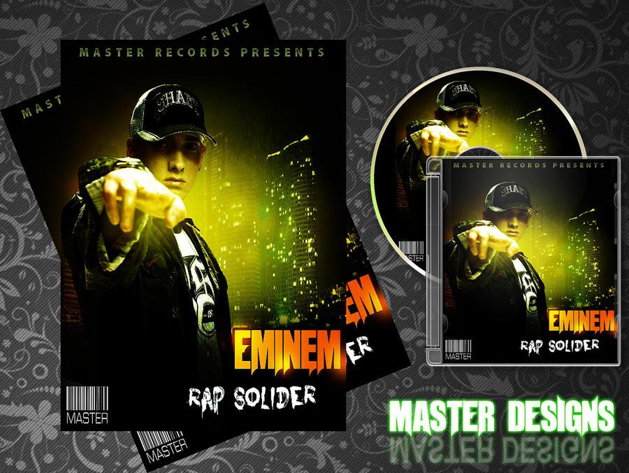 Eminem custom album cover by me by samorai94 on deviantart - Customiser album photo ...