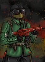 Jaeger Elite Skin