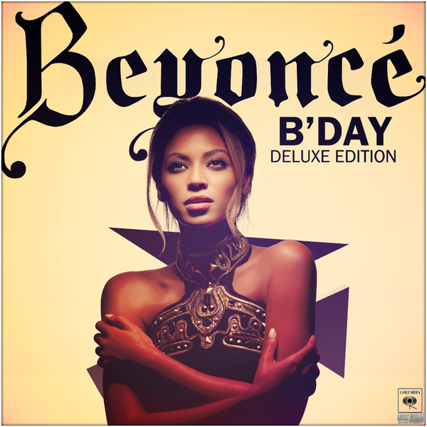 Beyonce - B'day by 8BitDesire on DeviantArt