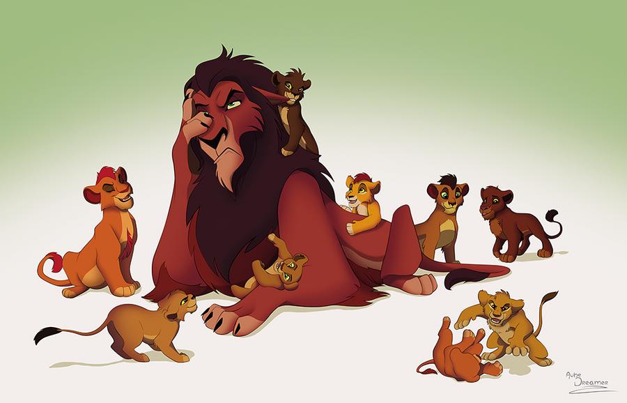 Kujia, The Babysitters