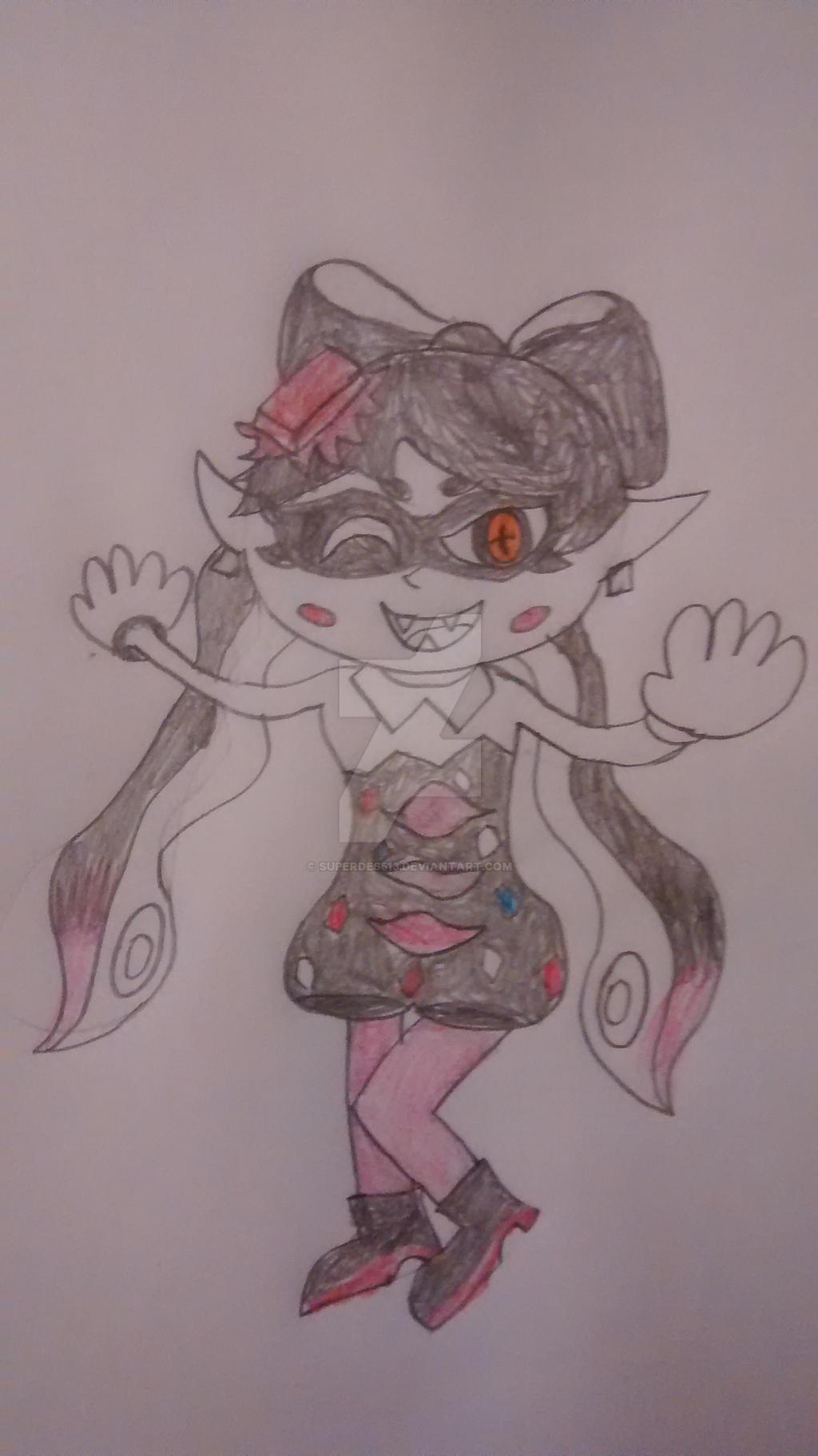 Callie by superdes513