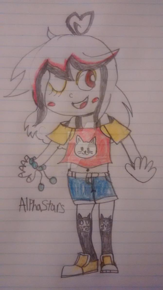 New design for alphastars by superdes513