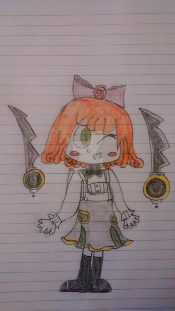 RWBY - Penny by superdes513