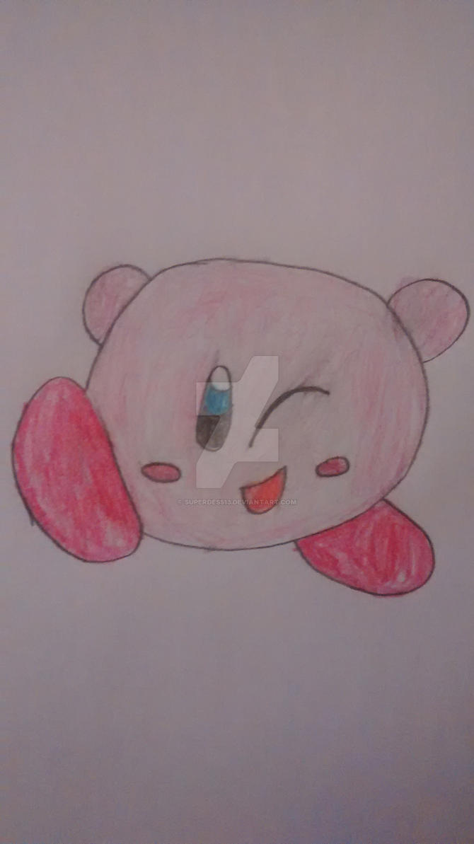 Kirby by superdes513