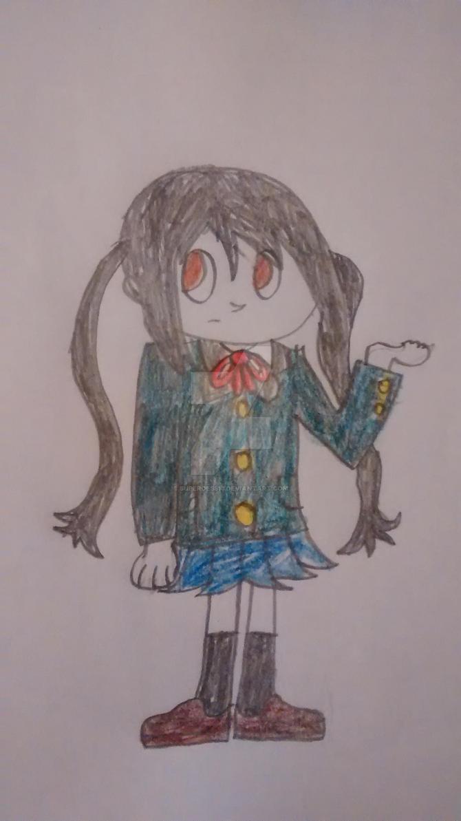 Azusa Nakano by superdes513
