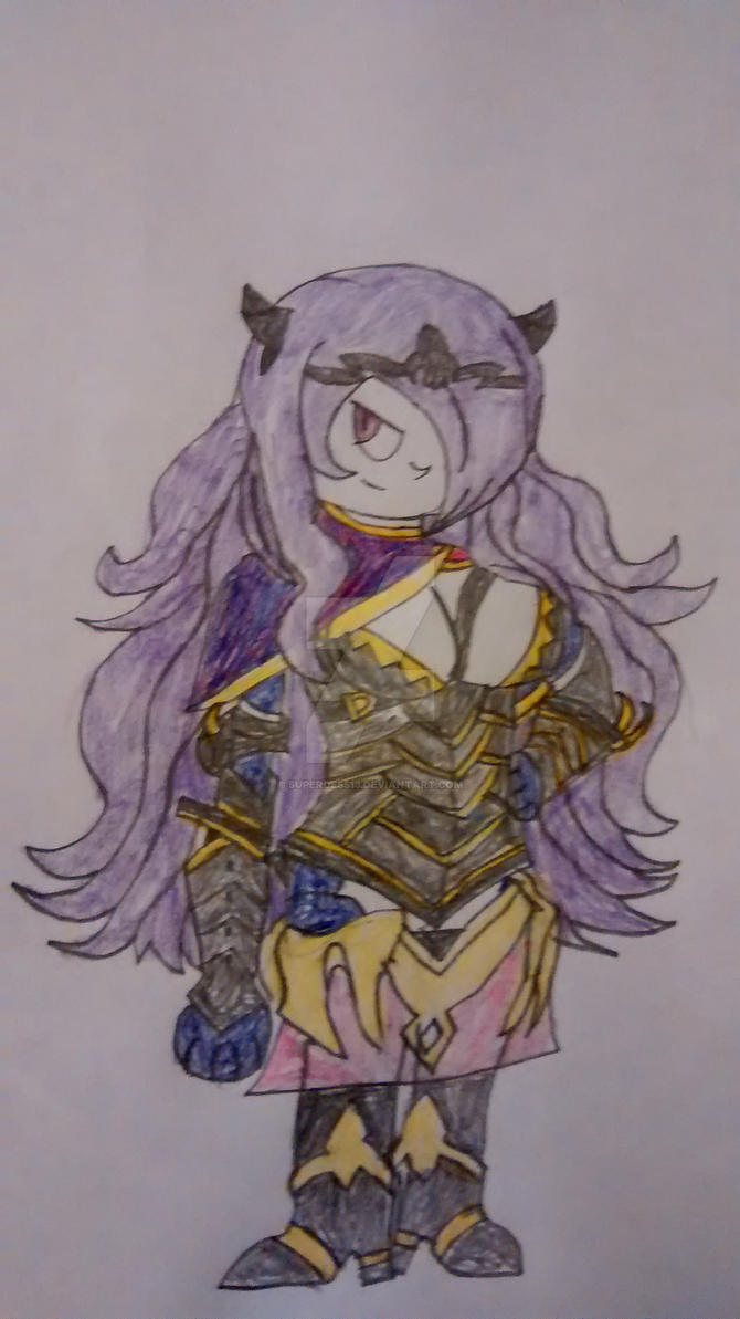 FE: Fates: Camilla by superdes513