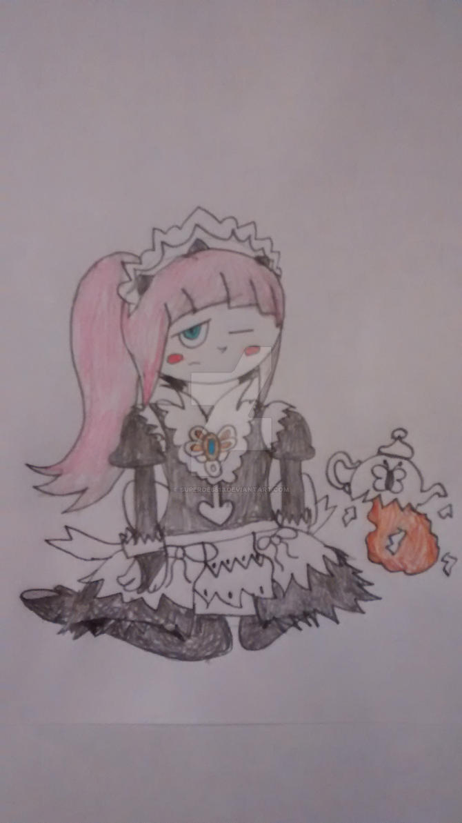 Felicia by superdes513