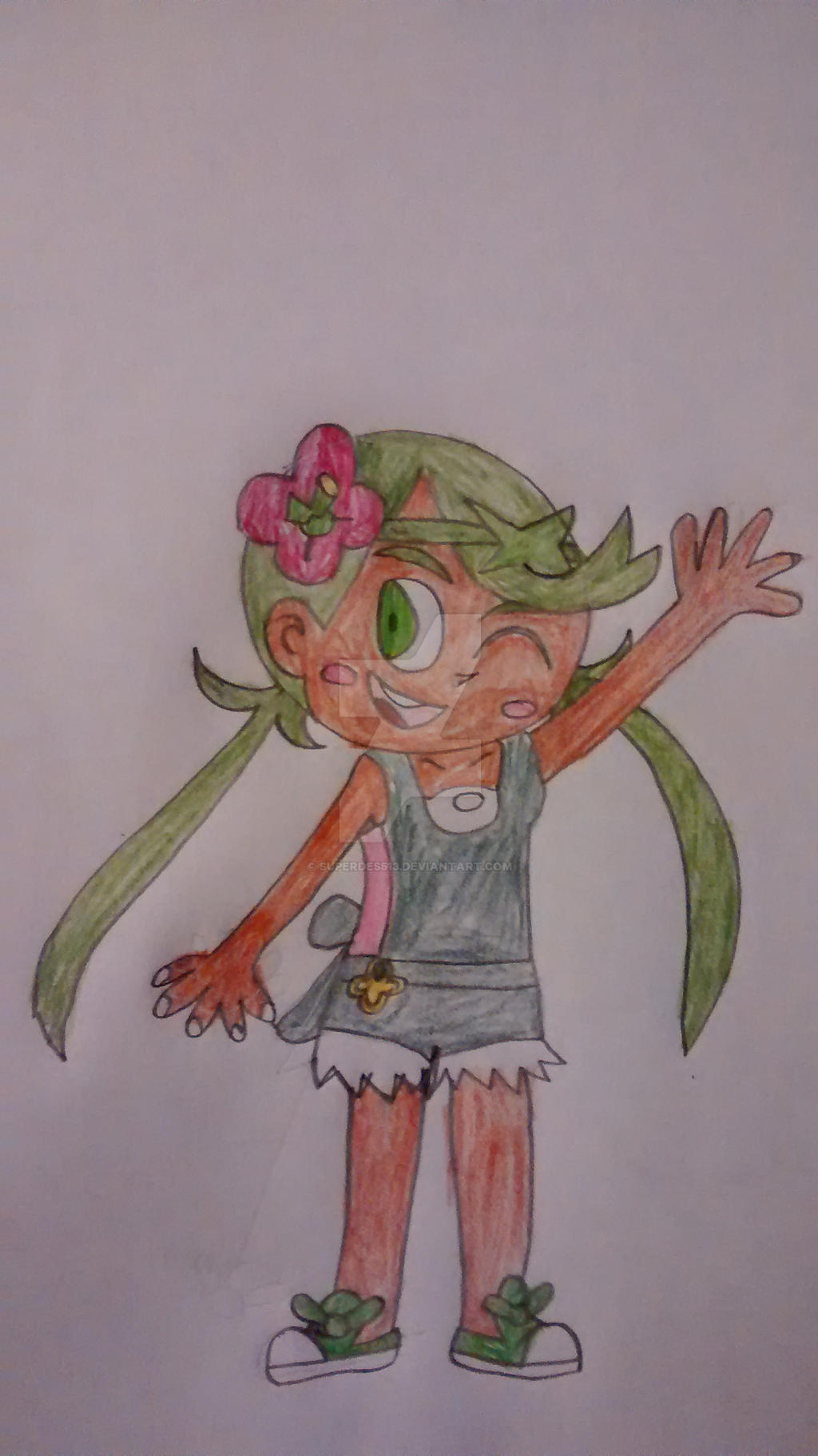 Mallow by superdes513
