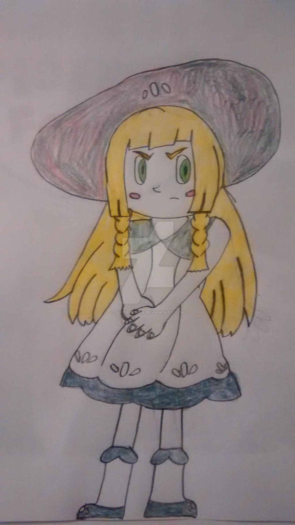Lillie by superdes513