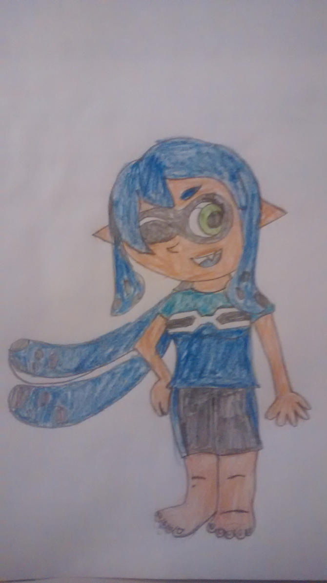 Hart the inkling by superdes513