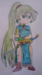 Lyn by superdes513