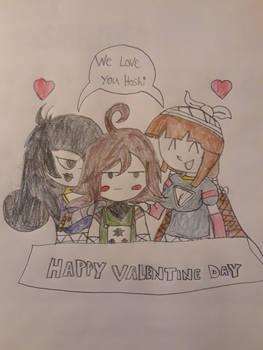 Ninja Valentine