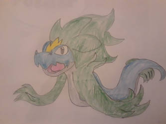 Gale the Water Snake by superdes513