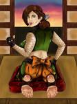 Michiko by Zwatter3228 by superdes513