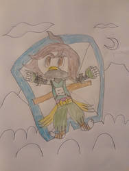 Kite Gliding by superdes513