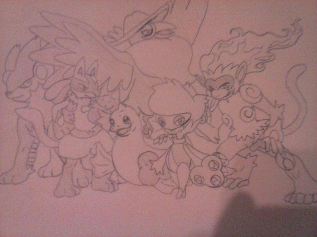 Bani's Diamond Team by Loveponies89