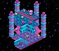 Almace video game level by pop-nebula-dreamer