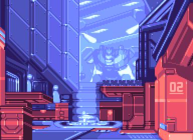 Widowmaker background by pop-nebula-dreamer