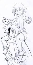 Zero and Himeko