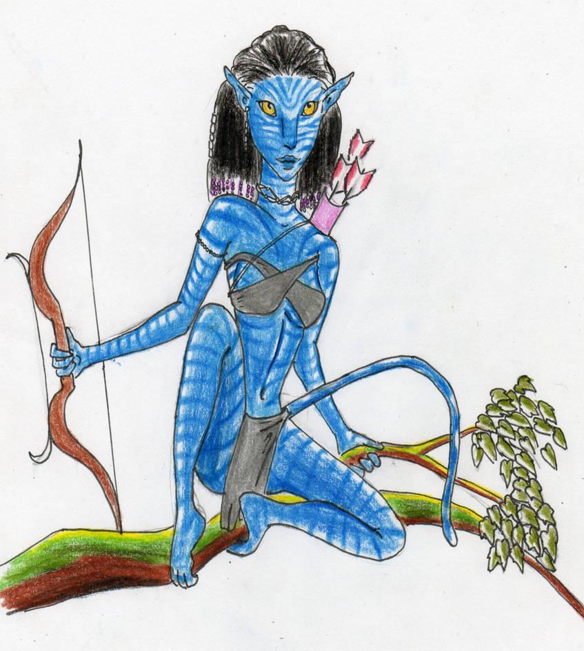 Chan ti, the Tsaik Na vi