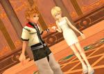 RokuNami Day 8: May i have this dance, princess?