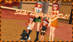 Shiki Misaki Outfit pack DL~!