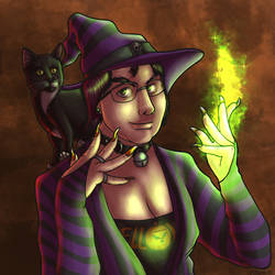 Spooky Me