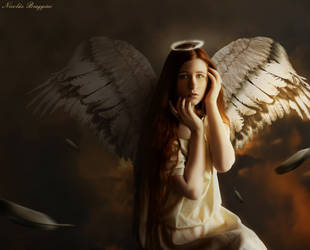 You was my angel by sirpsychosexy8