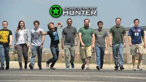 Achievement Hunter Wide Shot Wallpaper