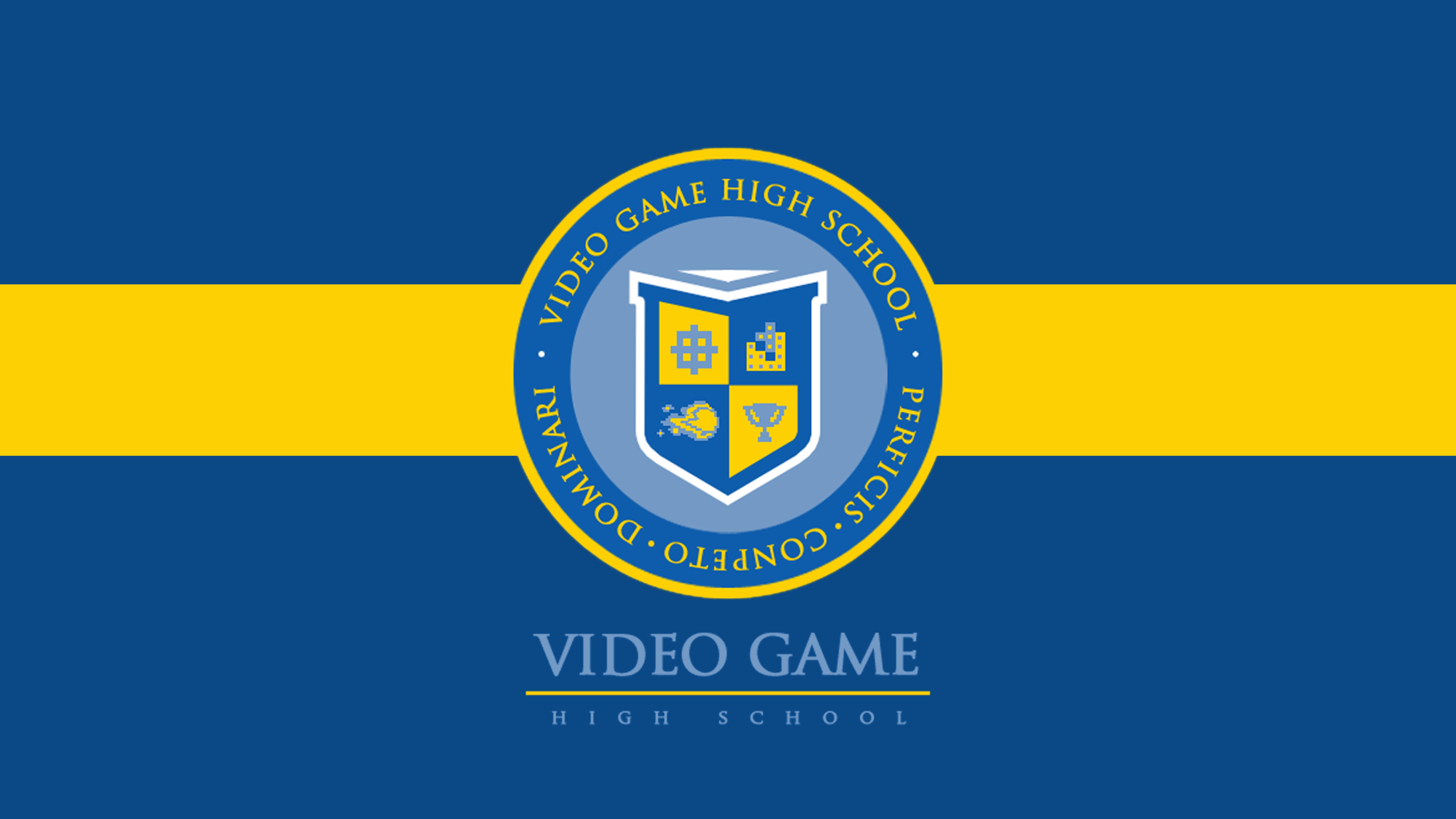 VGHS Logo Wallpaper 6400x3600