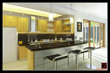 victor's kitchen set by pendekarounin
