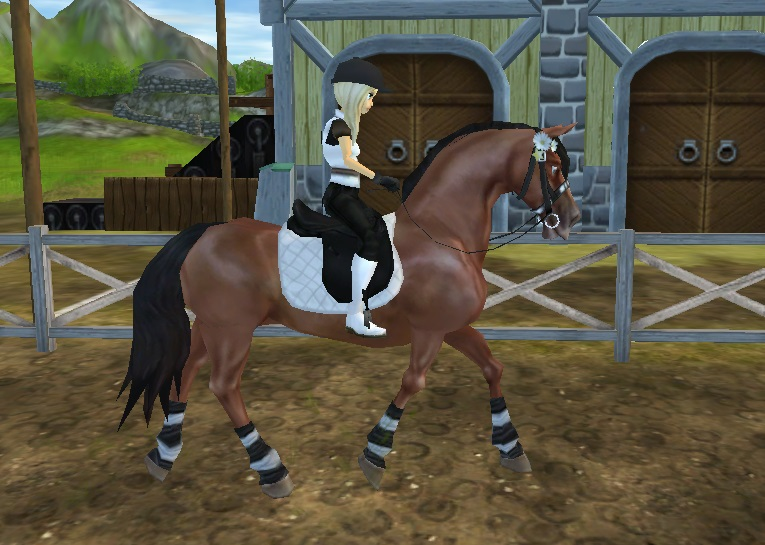 Pin Star Stable...