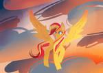 Alicorn Sunset Shimmer